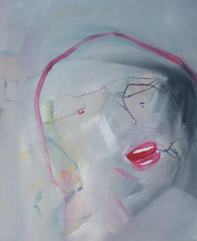 Autoportrait, 40x30cm,2004